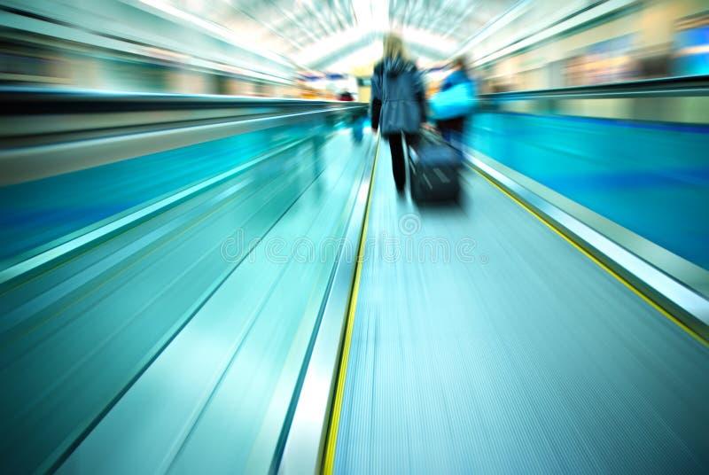 flygplatsterminal royaltyfri fotografi