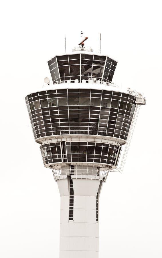 flygplatstorn arkivfoton