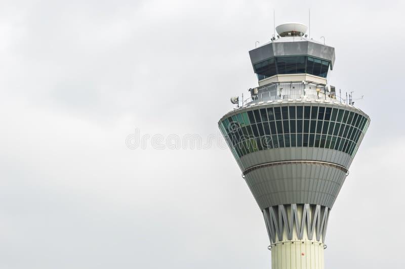 Flygplatstorn royaltyfria bilder