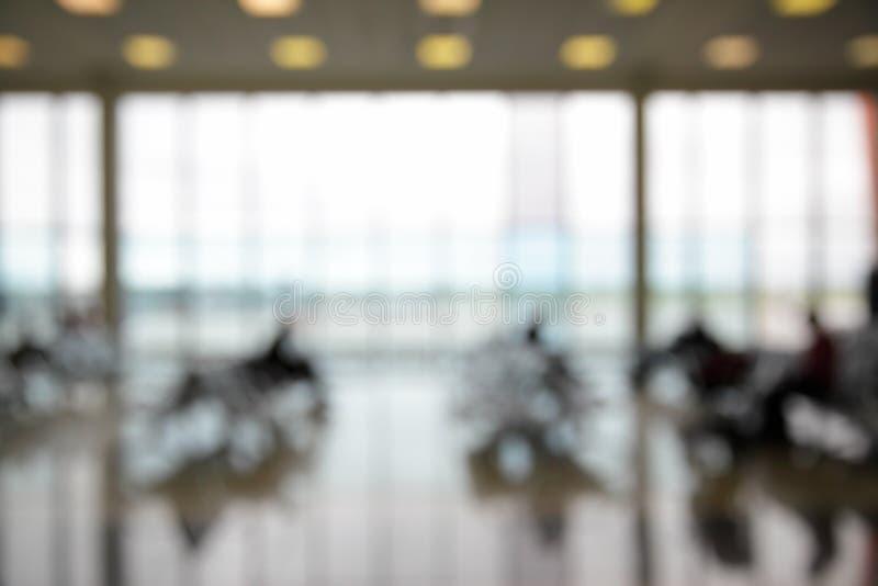 Flygplatsvardagsrum arkivbilder