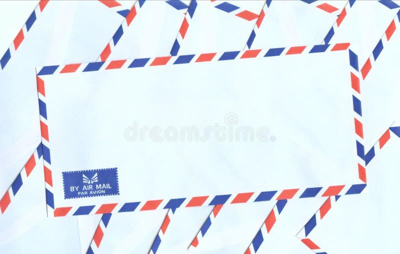 flygpost royaltyfria bilder