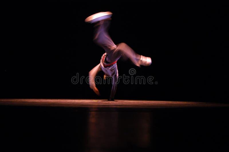 flygtur för höft för b-pojkedansare