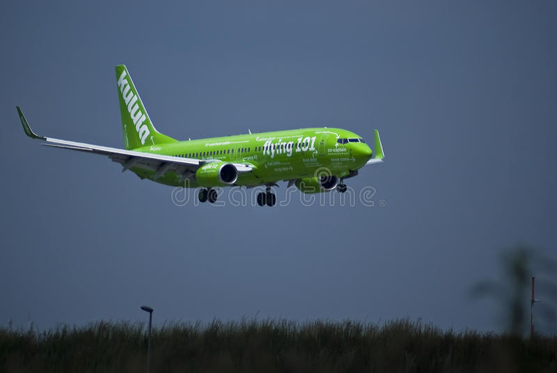 Download Flying 101 - Kulula Air - ZS-ZWP Editorial Photo - Image: 13080766