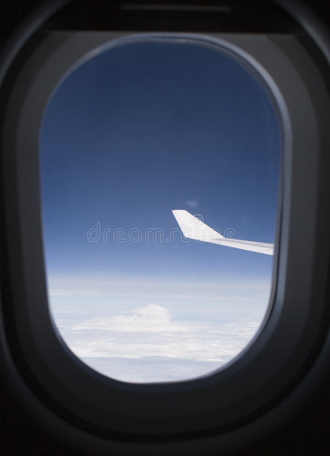 Download Flying stock photo. Image of window, wing, places, going - 1812614