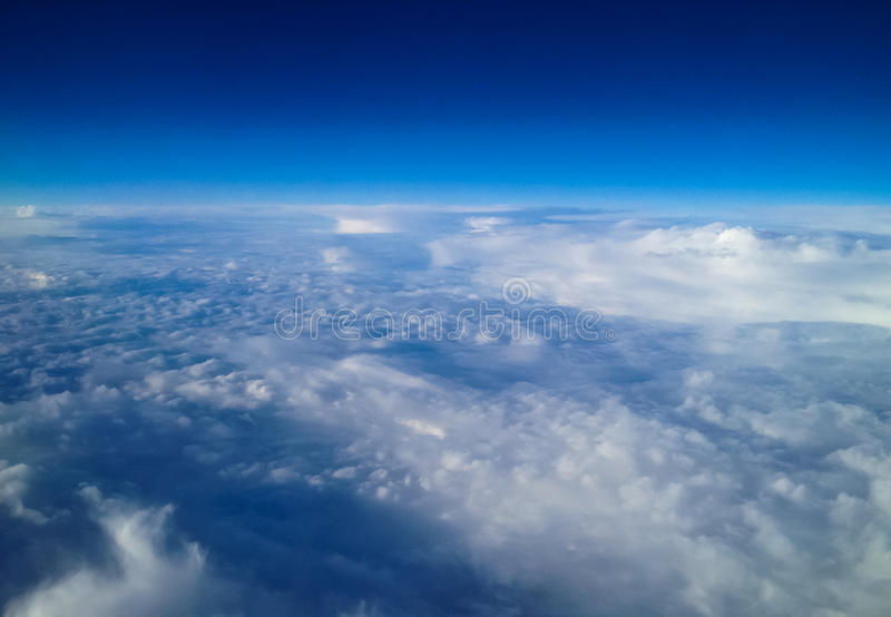 Download Flying Above 1 stock image. Image of clouds, overtop - 32095953