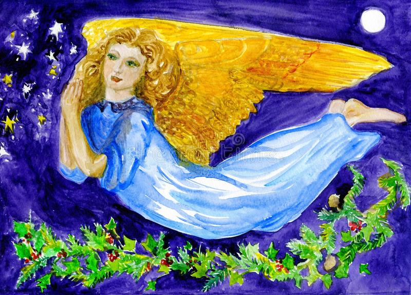 Download Flying Angel Stock Images - Image: 13625334
