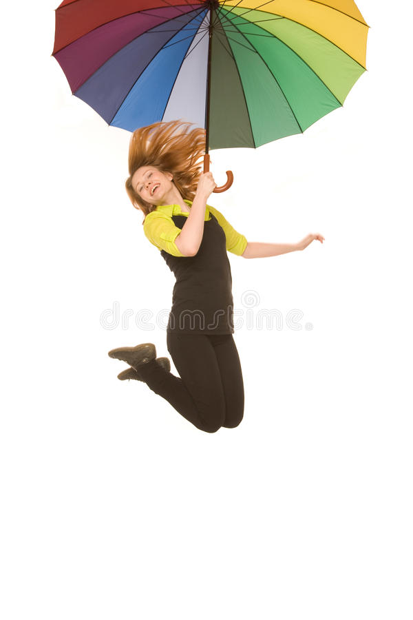 Flying away!! royalty free stock image