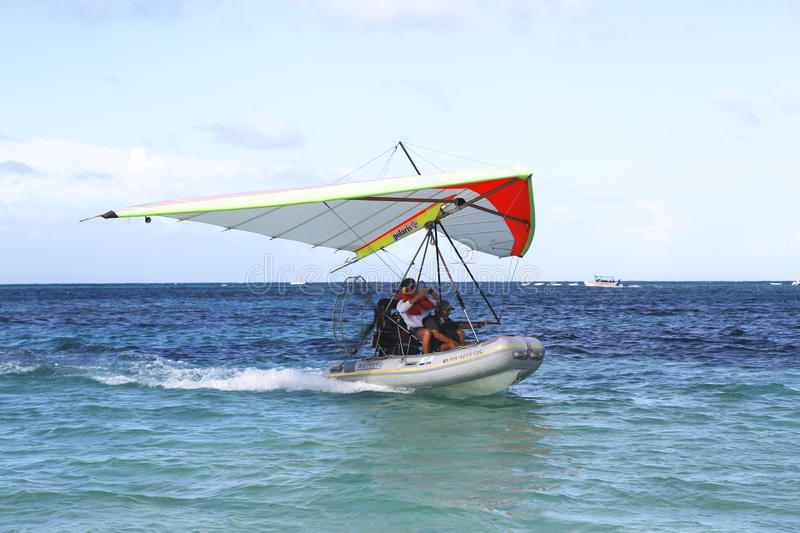 Download Flying Boat In Punta Cana, Dominican Republic Editorial Stock Photo - Image: 37920028