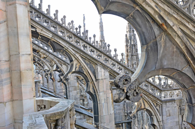 Download Flying Buttresses Stock Photo Image Of Limestone Buttress