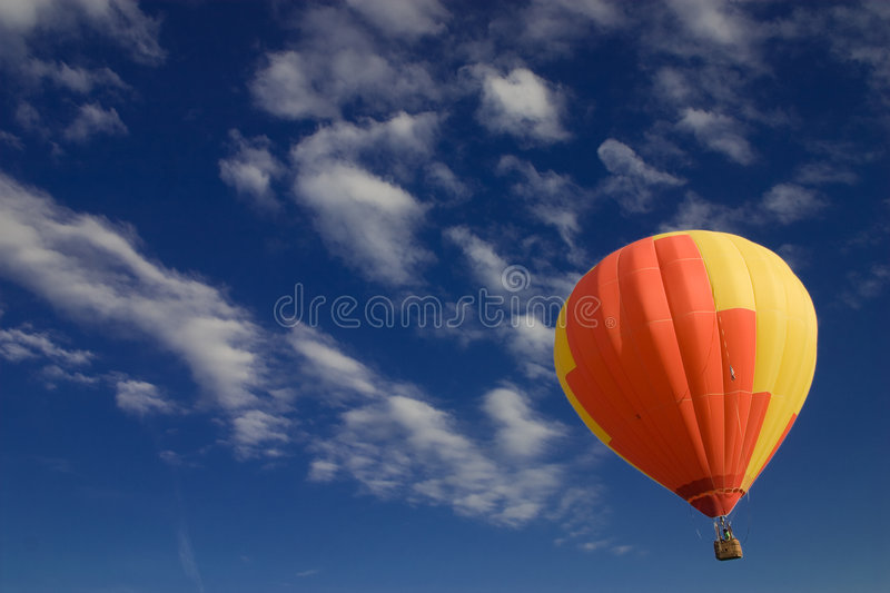 Flying High royalty free stock images