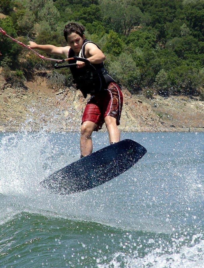 Download Flying low stock image. Image of enjoy, jumping, sport, lifejacket - 48077