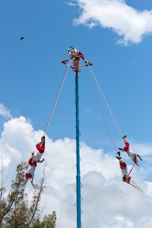 Flying Men Dance