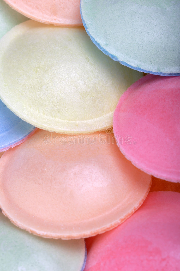 Download Flying saucers stock photo. Image of colorful, candies - 2523688