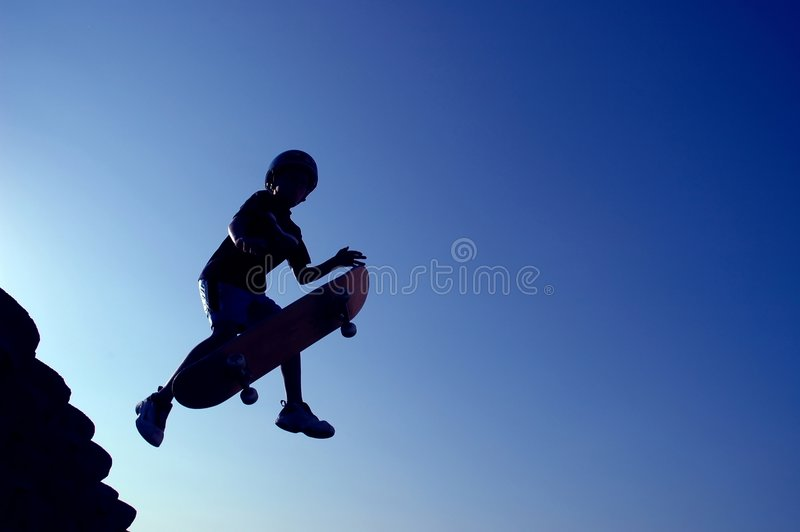 Download Flying Skateboard stock image. Image of feeling, play, cool - 471701