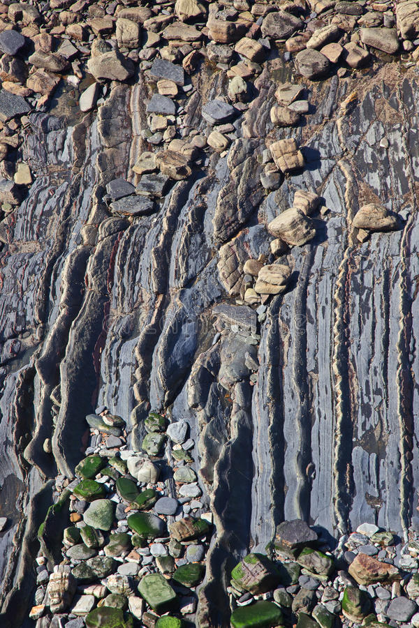 Download Flysch stock image. Image of gipuzkoa, bsque, deba, verdigris - 23844887