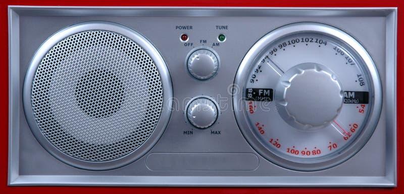 fm收音机 免版税库存图片