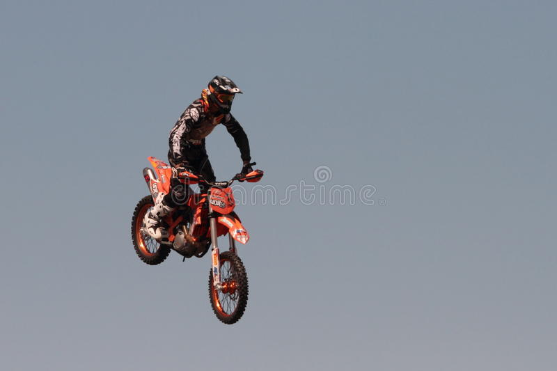 Download FMX Motorcross Demonstration Editorial Image - Image: 26659560