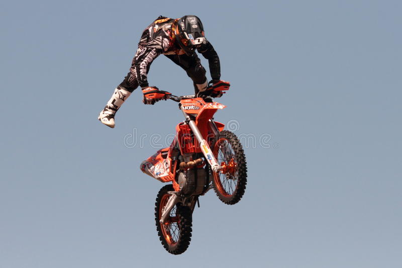 Download FMX Motorcross Demonstration Editorial Photo - Image of dirt, free: 26659571