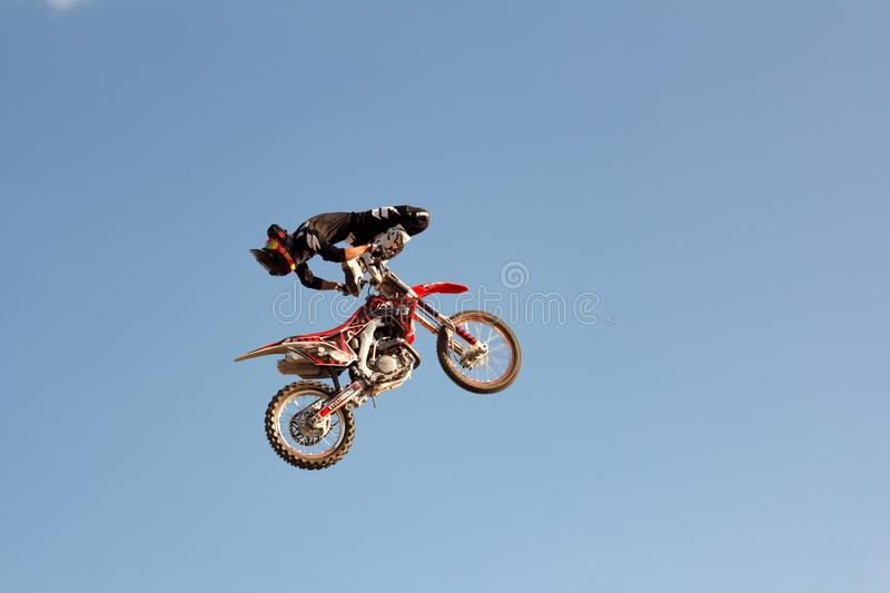 FMX Partisipant obraz royalty free