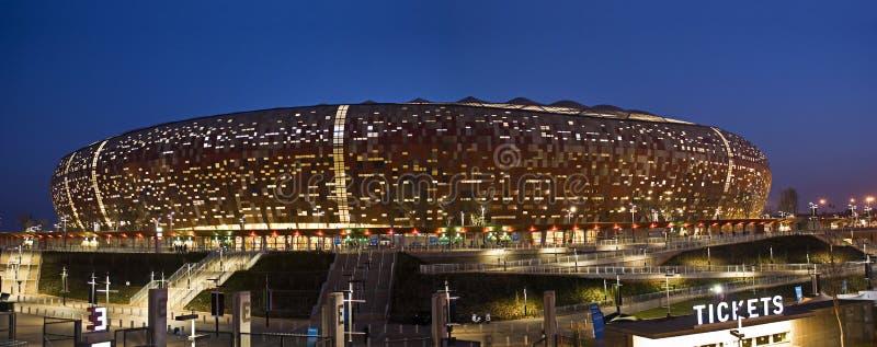 FNB Stadium - National Stadium (Soccer City) stock image