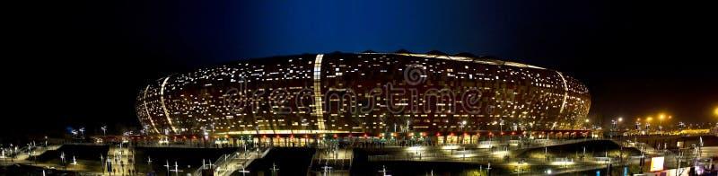 FNB Stadium - National Stadium (Soccer City) royalty free stock photography
