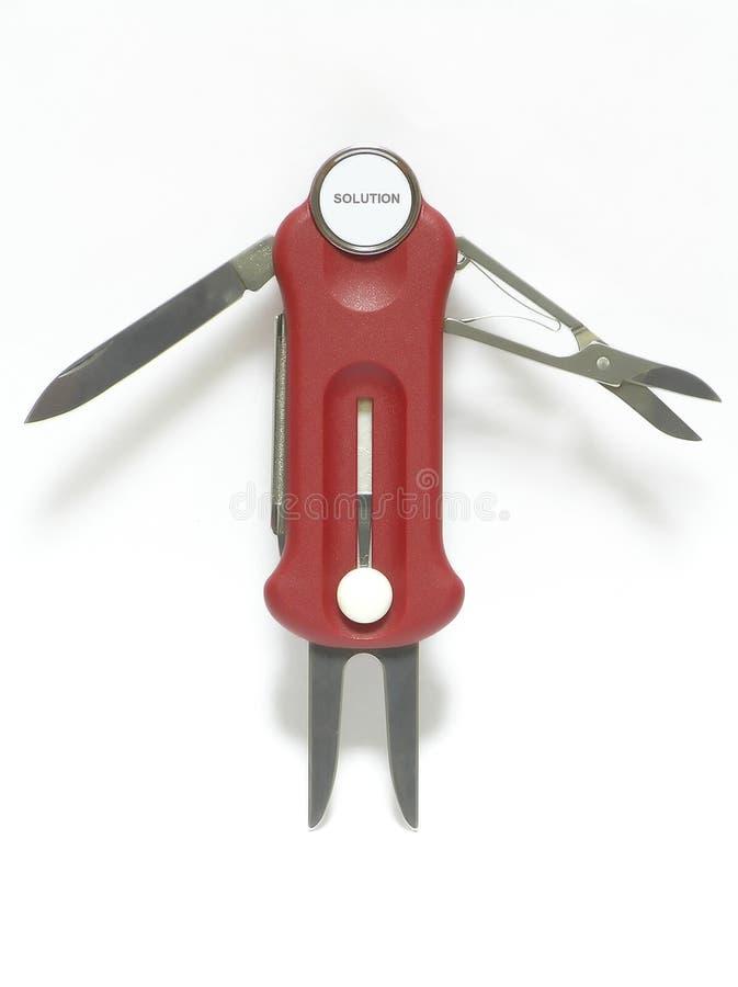 Download Fo golf пер ножа стоковое фото. изображение насчитывающей нож - 488994