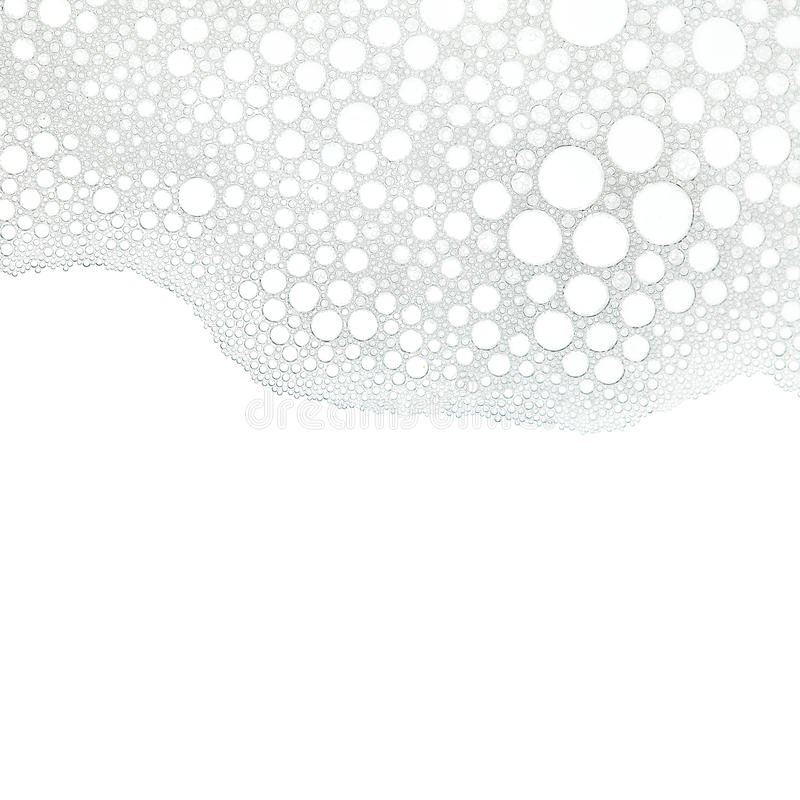 Free Foam Bubbles Abstract White Background Royalty Free Stock Image - 49787366
