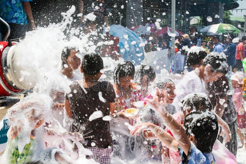 Foam Party stock photos