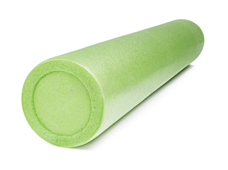 Foam Roller royalty free stock photography