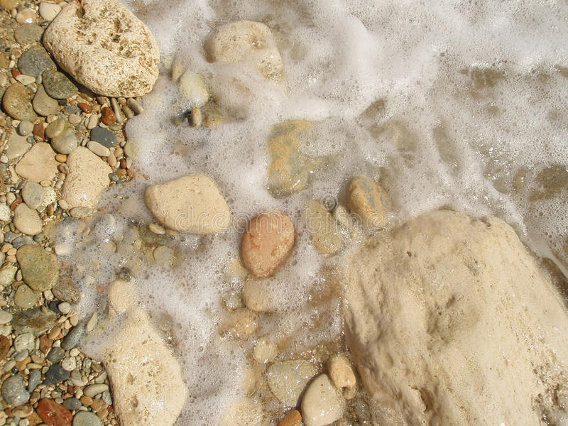 Download Foam and stones stock photo. Image of breakers, water - 13197304