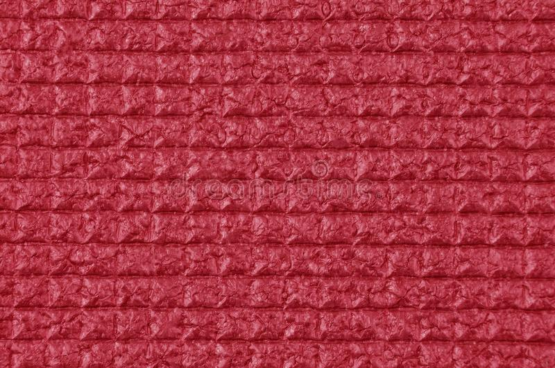 Foamed rubber background. Textured foamed rubber, close up as background royalty free stock images