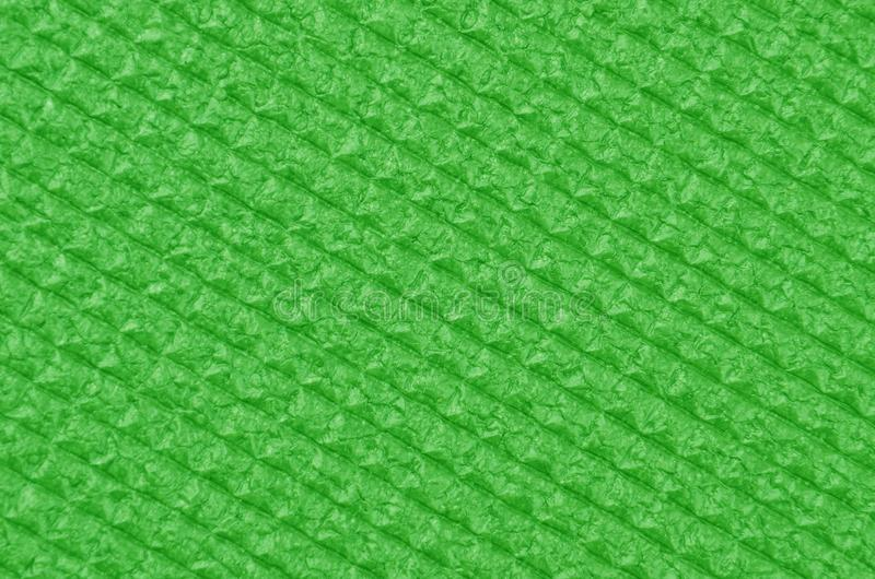 Foamed rubber background. Textured foamed rubber, close up as background royalty free stock photo