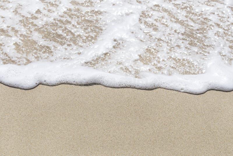 foamy wave arkivfoton