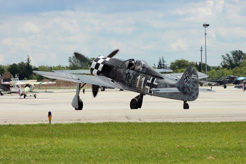 Focke Wulf 190 στοκ εικόνες