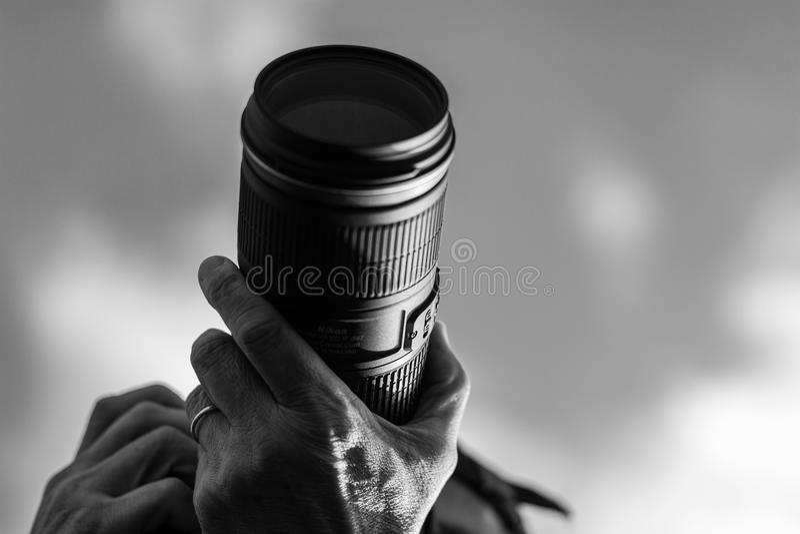 foco foto de stock