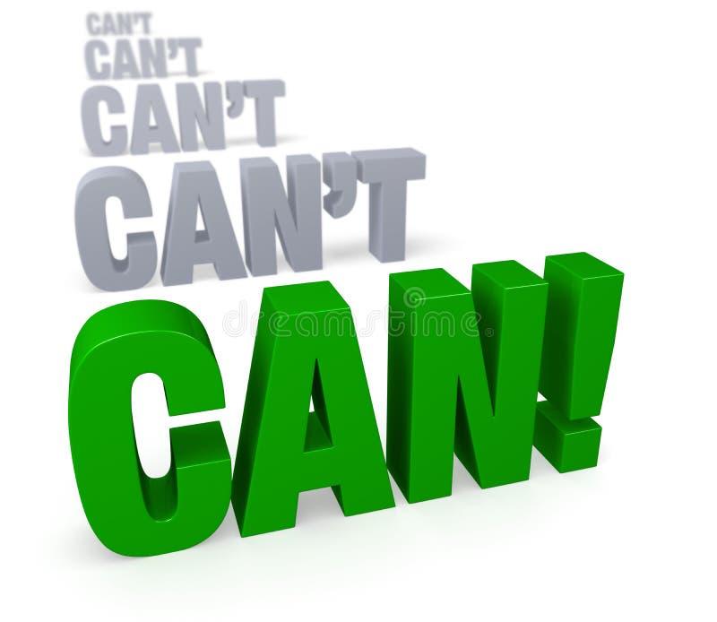 Focus On Can! Stock Photos