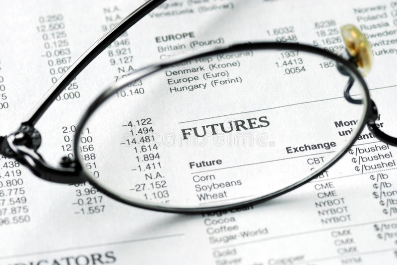 Download Focus On The Futures Market Stock Images - Image: 12509184
