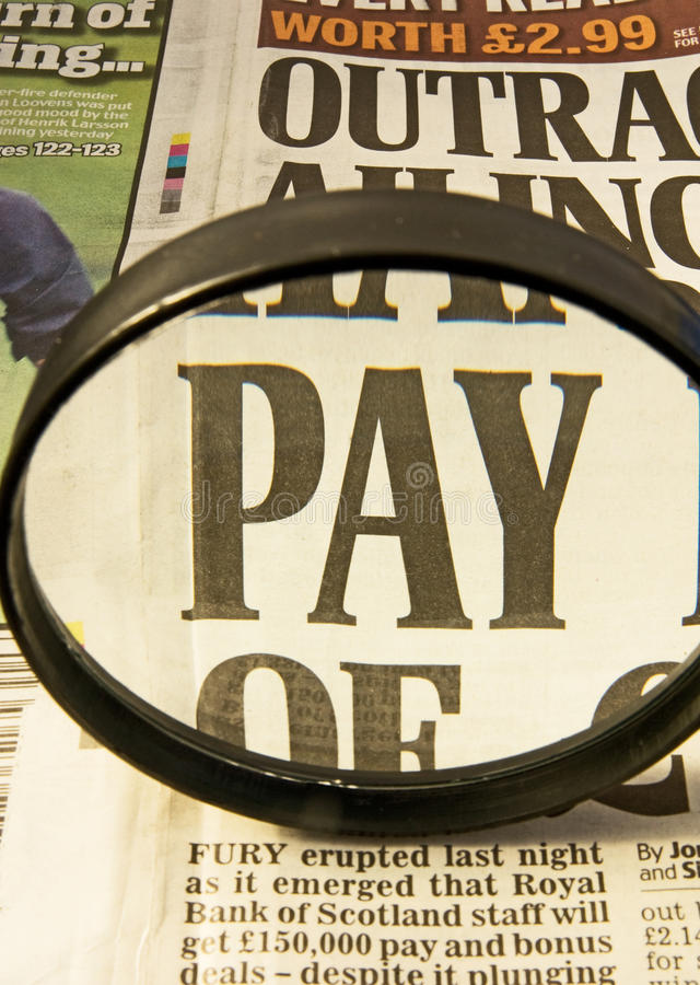 Download Focus On PAY ! Stock Photos - Image: 18037553