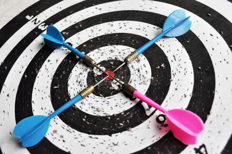 Download Focus on target stock image. Image of central, focus - 17692235