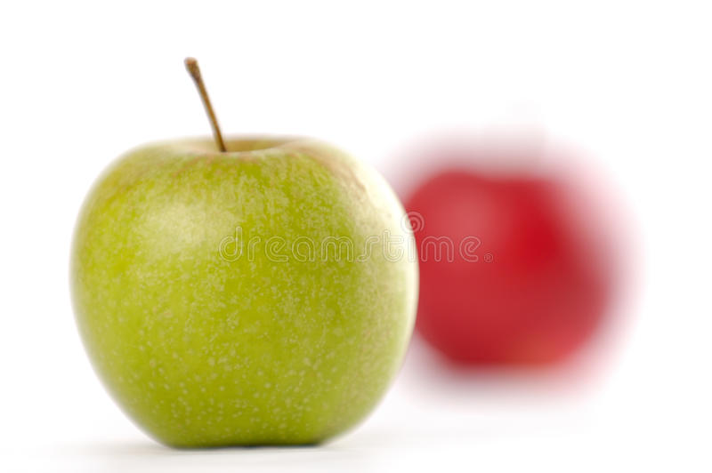 Download Focusing On Apples stock photo. Image of white, objects - 13351786
