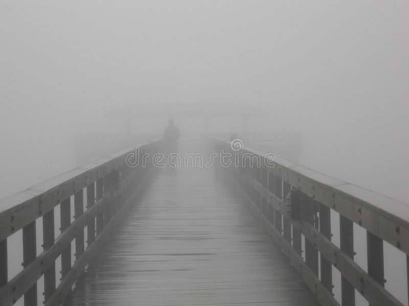 Download Into The Fog stock photo. Image of slippery, abstract - 3503910
