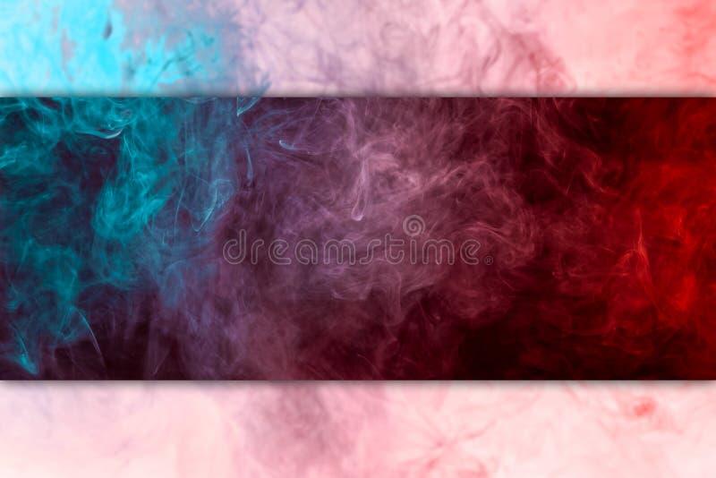 Red Blue Smoke Wallpaper Stock Photos Download 8 498