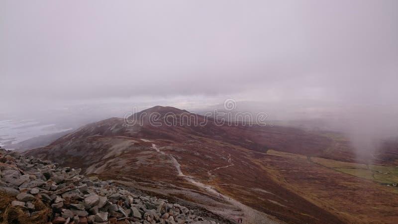 Fog Over Mountain Landscape Free Public Domain Cc0 Image