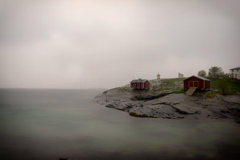 Fog, Sky, Water, Sea stock photo