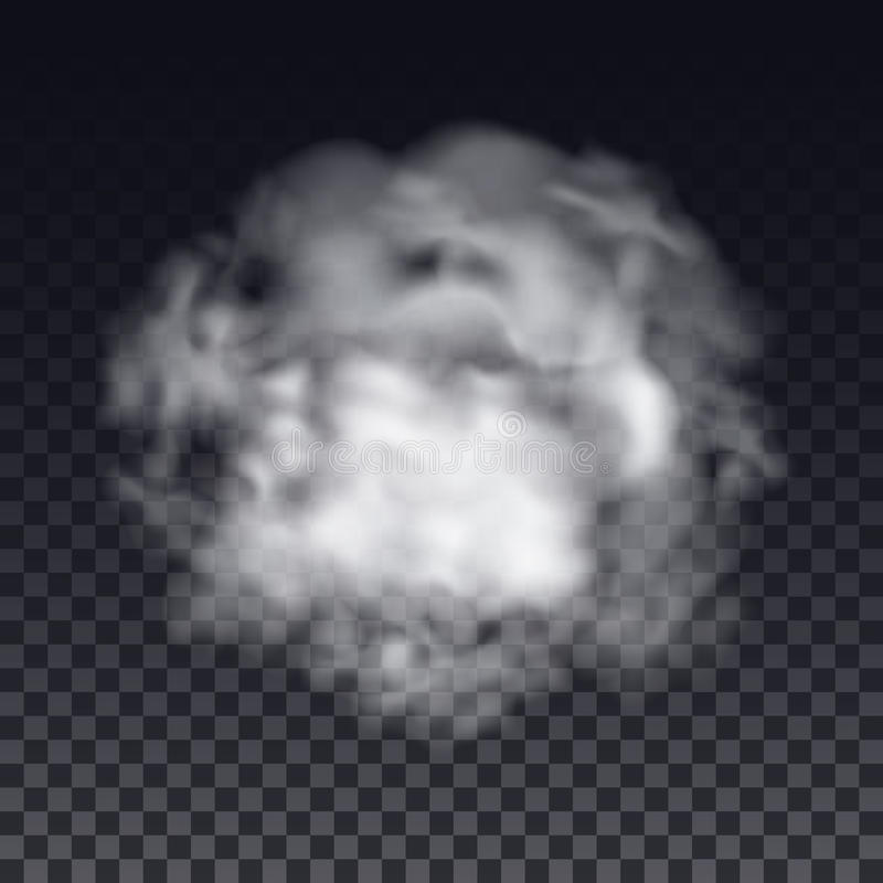 Fog , Smoke And Cloud Isolated Transparent Special Effect
