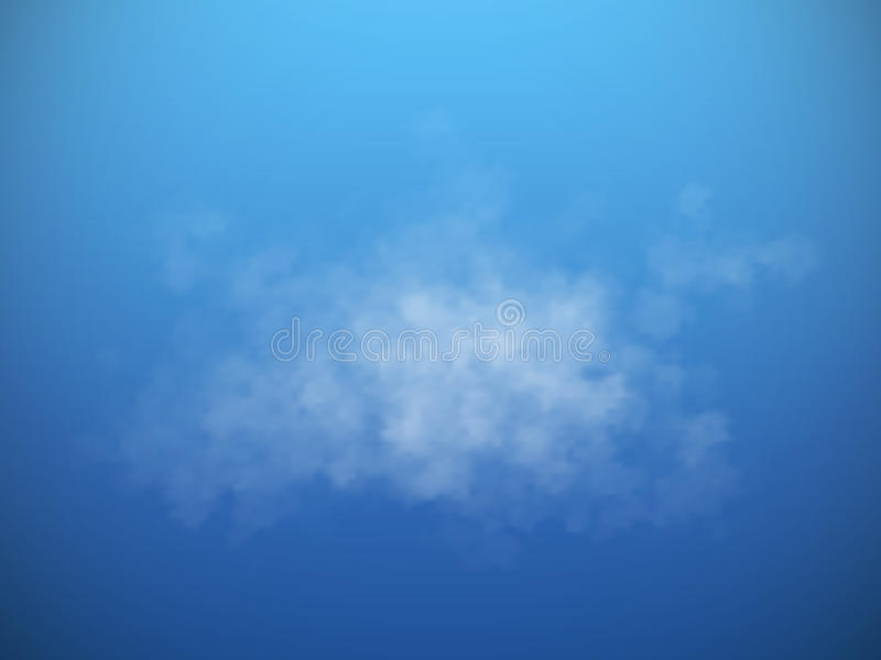 Fog or smoke isolated transparent special effect. Vector illustration. Fog or smoke isolated transparent special effect. White vector cloudiness, mist or smog stock illustration