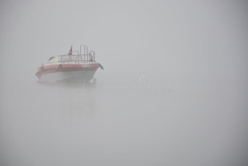 Fog, Water Transportation, Water, Mist royalty free stock image