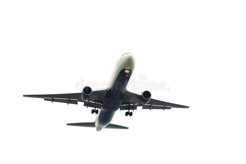Download Foggy Land stock image. Image of flight, gear, airliner - 33983325