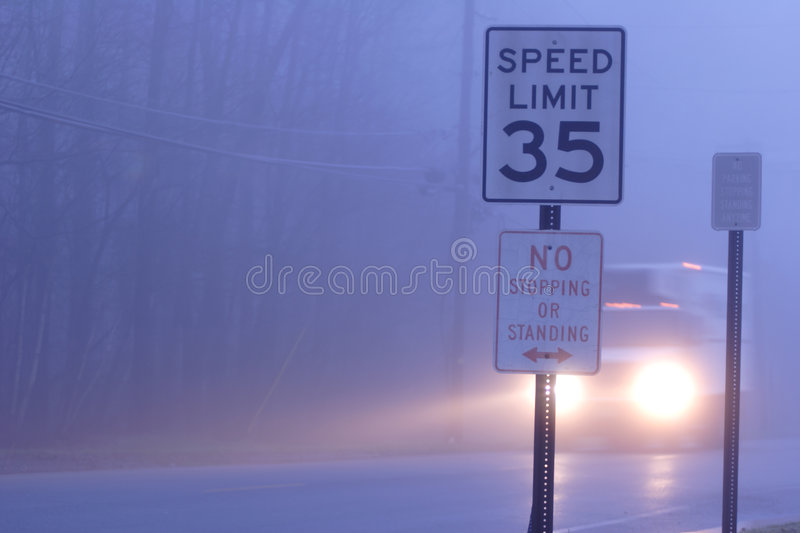 Download Foggy Morning Business Travel Stock Photo - Image: 3804522