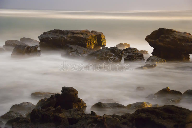Download Foggy Ocean Sea Mist Stock Photography - Image: 18527562